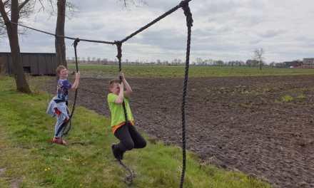 Basisschool CNS Koningsspelen 2021 Obstacle Run groep 7a/b, 8