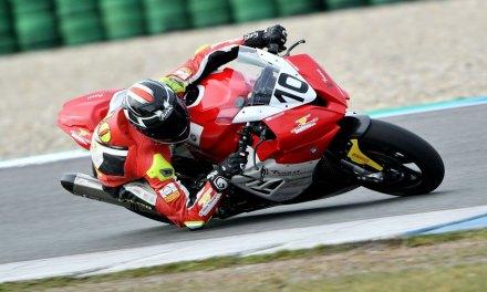 Leerzame test voor TT Racing Team en Danny van der Sluis in Assen