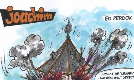 Joachim door Ed Perdok: ..eens komt aan alles een eind…