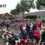 AMBC Staphorst organiseert oldtimer bromfiets rit