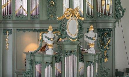 Online concert grote Kerk Harlingen door organist Harm Hoeve
