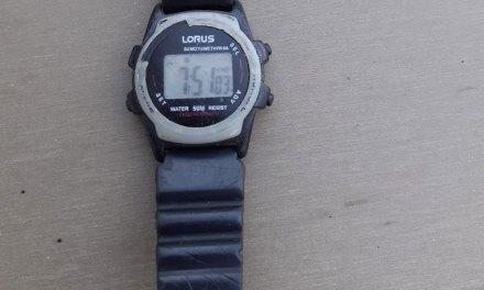 Horloge gevonden (update)
