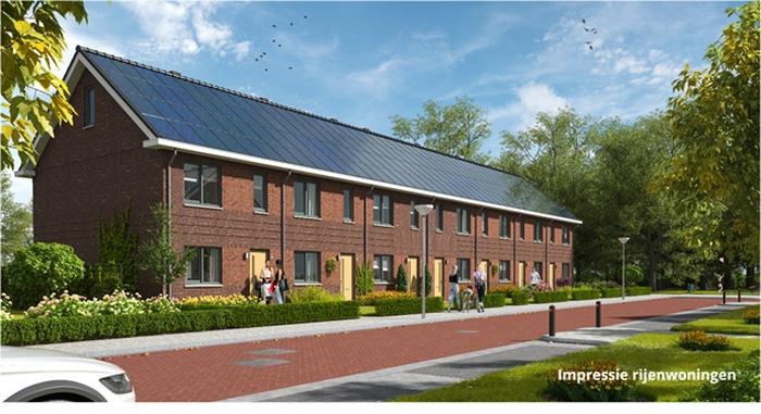 Woningbouw Poeleweg IJhorst: alle kavels uit fase 1 in één keer onder optie, nog enkele rijwoningen beschikbaar
