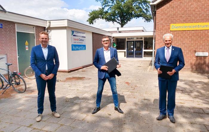 Intentieovereenkomst Vechthorst en gemeente Staphorst