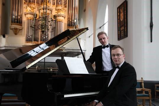 In Duet geeft concert in Bovenkerk van Kampen!