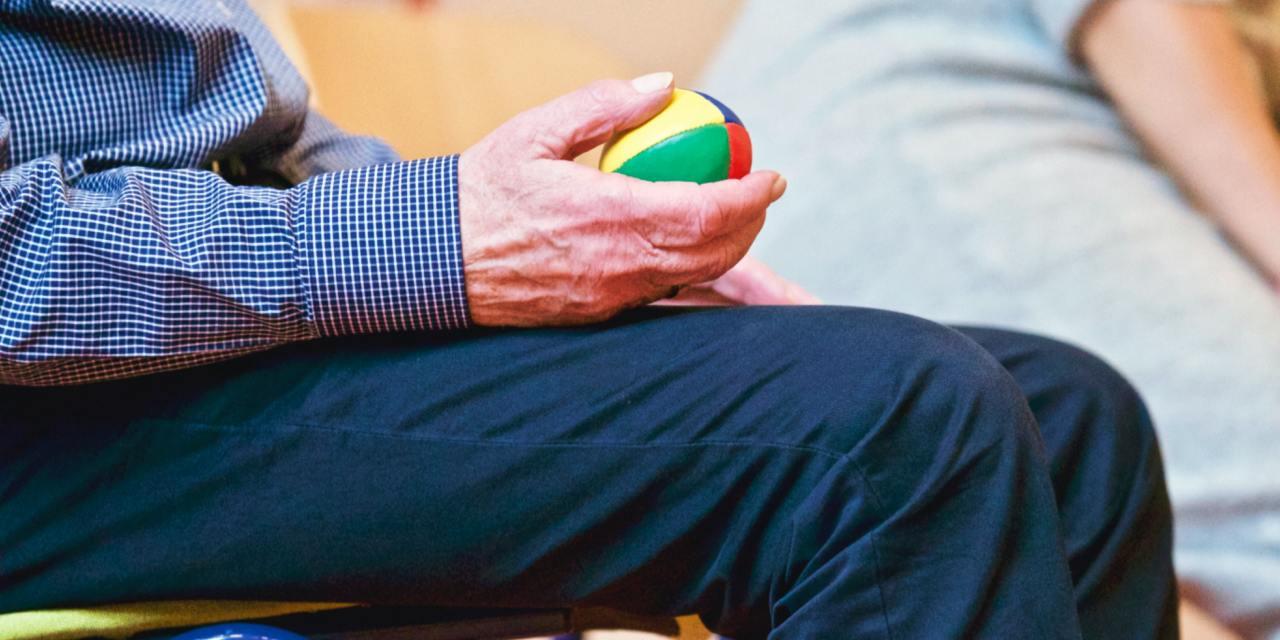 Fitgym voor ouderen bij SWS