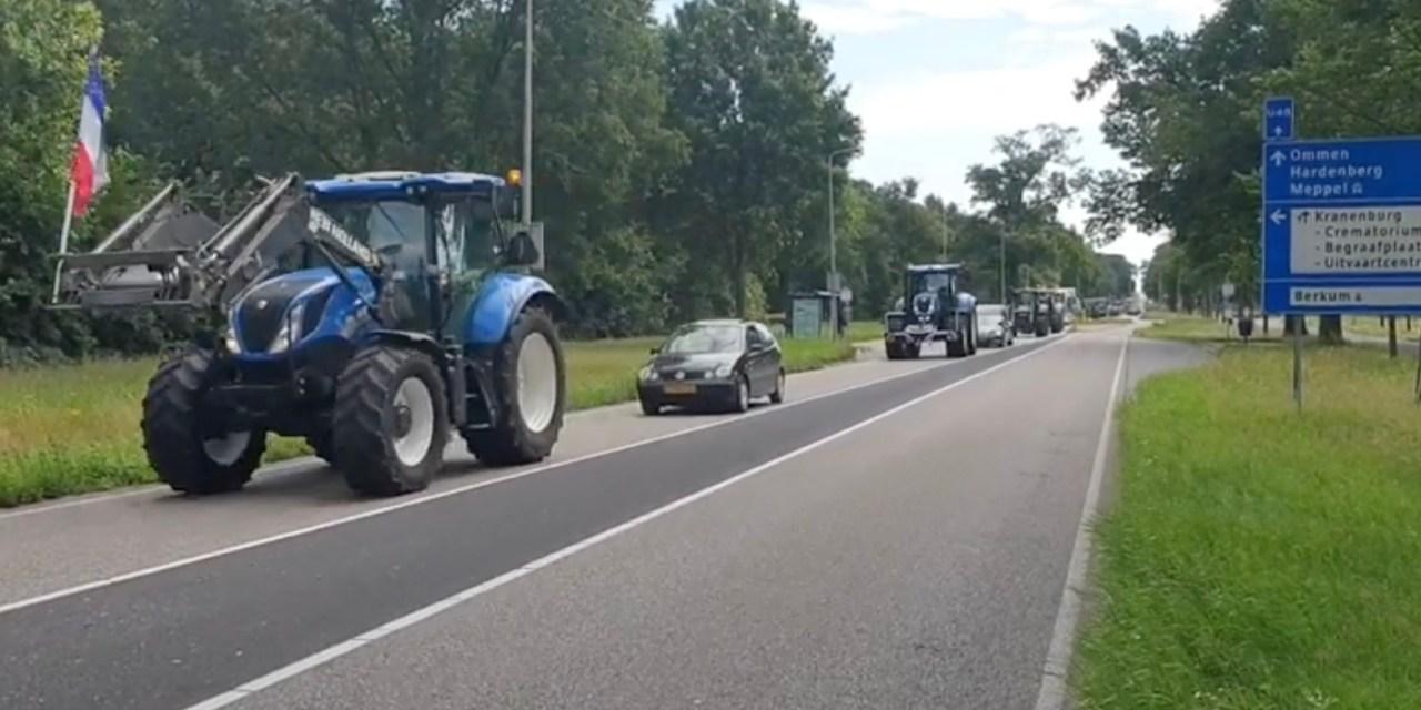 Boerentrekkerprocessie Lichtmis – Zwolle (video)