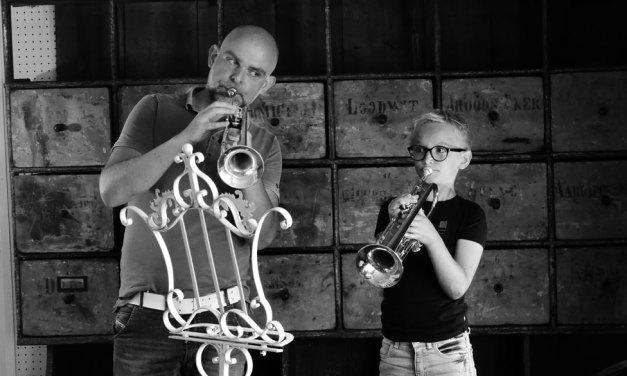 Nog enkele plaatsen in trompetklas Van Dijk