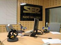 Estudi de Radio Mallorca
