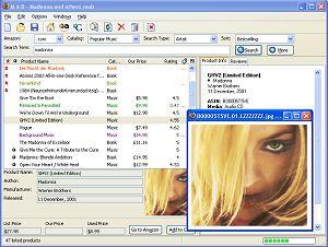 Captura de pantalla del MAB