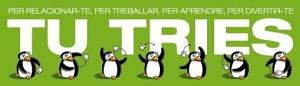 Campanya «Tu tries, programari lliure en català»