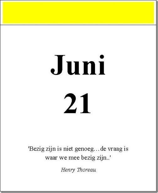 juni 21