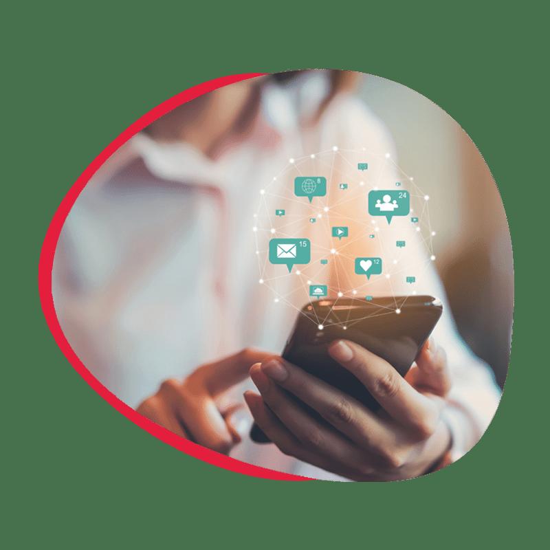 weblook Social media marketing