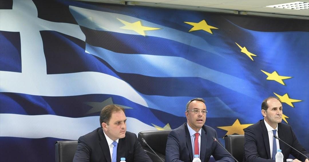 Χρ. Σταϊκούρας: Έχει αρχίσει η συζήτηση με τους πιστωτές για τα πρωτογενή πλεονάσματα