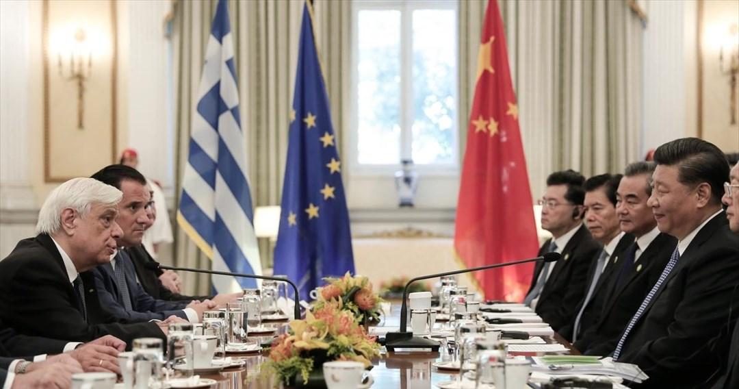 Τα σχέδια της Κίνας στην Ελλάδα