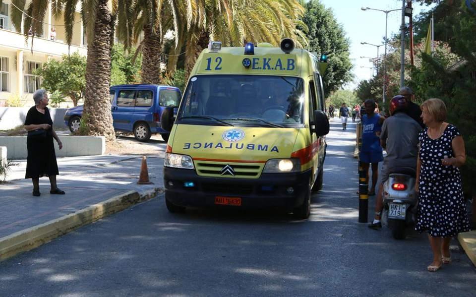 Μυτιλήνη: Κρούσμα κορωνοϊού στα Κέντρα Υγείας Καλλονής και Πολιχνίτου   Ελλάδα