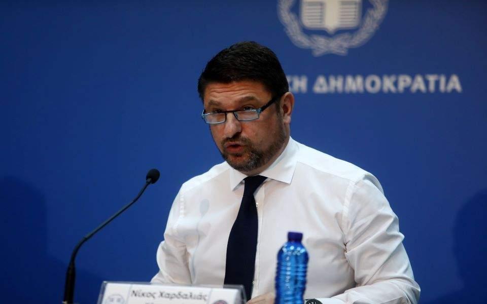 Ν. Χαρδαλιάς: Να μην κάνει κανείς σκέψη για εκδρομές την Πρωτομαγιά | Ελλάδα