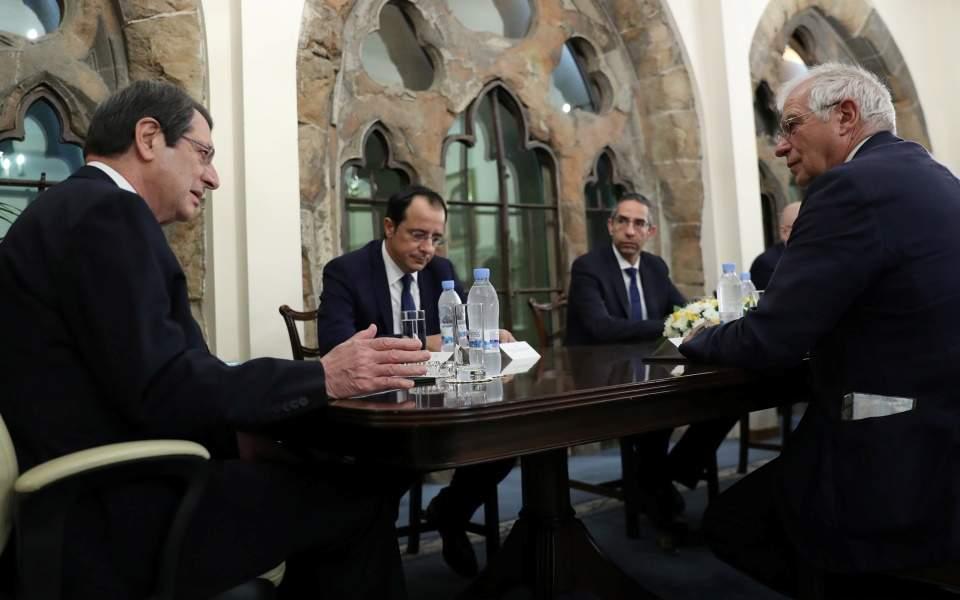 Τουρκικό ΥΠΕΞ: Απορρίπτεται η πρόταση Μπορέλ για διαμεσολάβηση στο Κυπριακό | Κόσμος