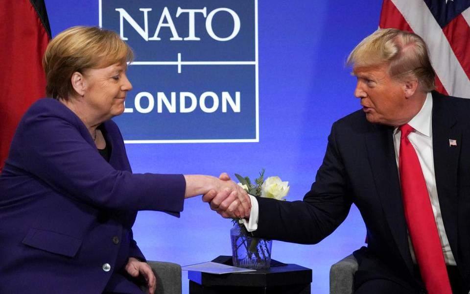Σχεδόν ένα δισ. ευρώ κόστισαν στο Βερολίνο οι αμερικανικές βάσεις την τελευταία 10ετία | Κόσμος
