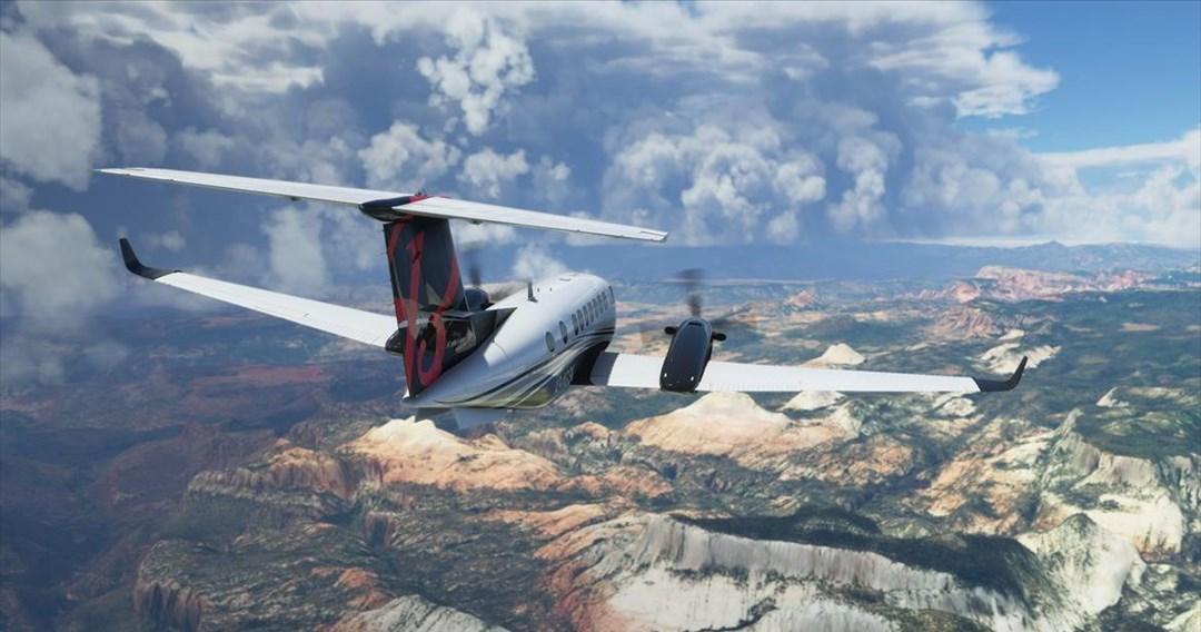 Το Microsoft Flight Simulator έρχεται στο Steam και με υποστήριξη VR