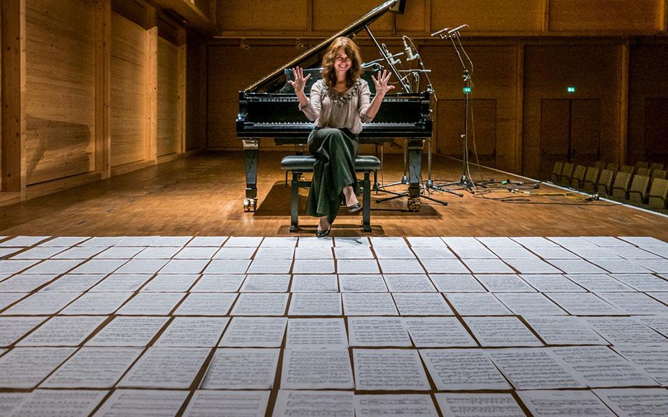 Εξοχα έργα μουσικής δωματίου ηχογραφούνται για πρώτη φορά