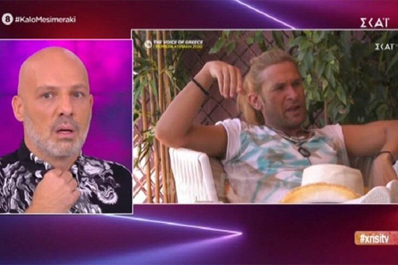 Το «κράξιμο» του Νίκου Μουτσινά για το Big Brother: «Σάπιο σπίτι» – News.gr