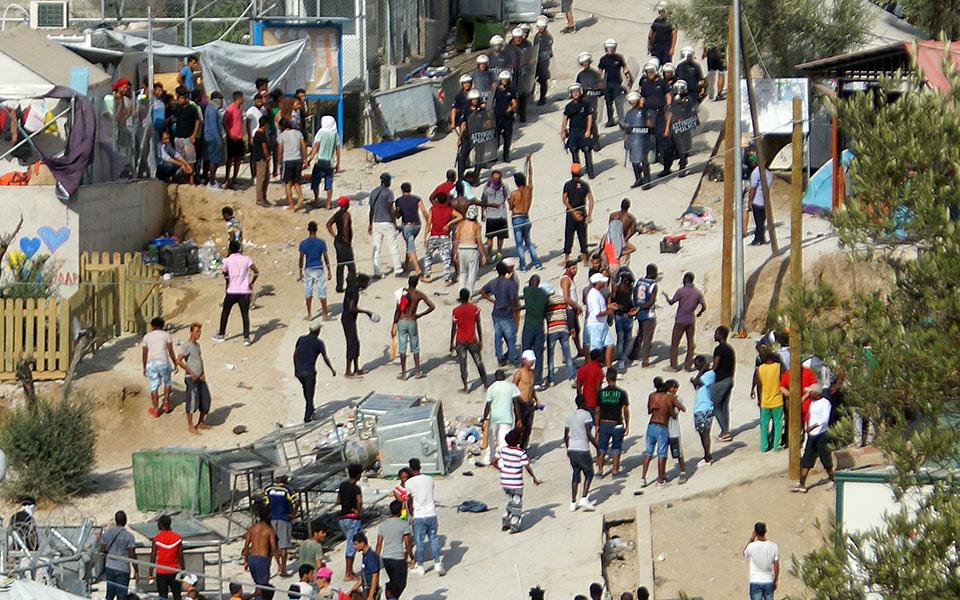 Υπέρ μηχανισμού αλληλεγγύης για το μεταναστευτικό στην ΕΕ η Επίτροπος Γιόχανσον