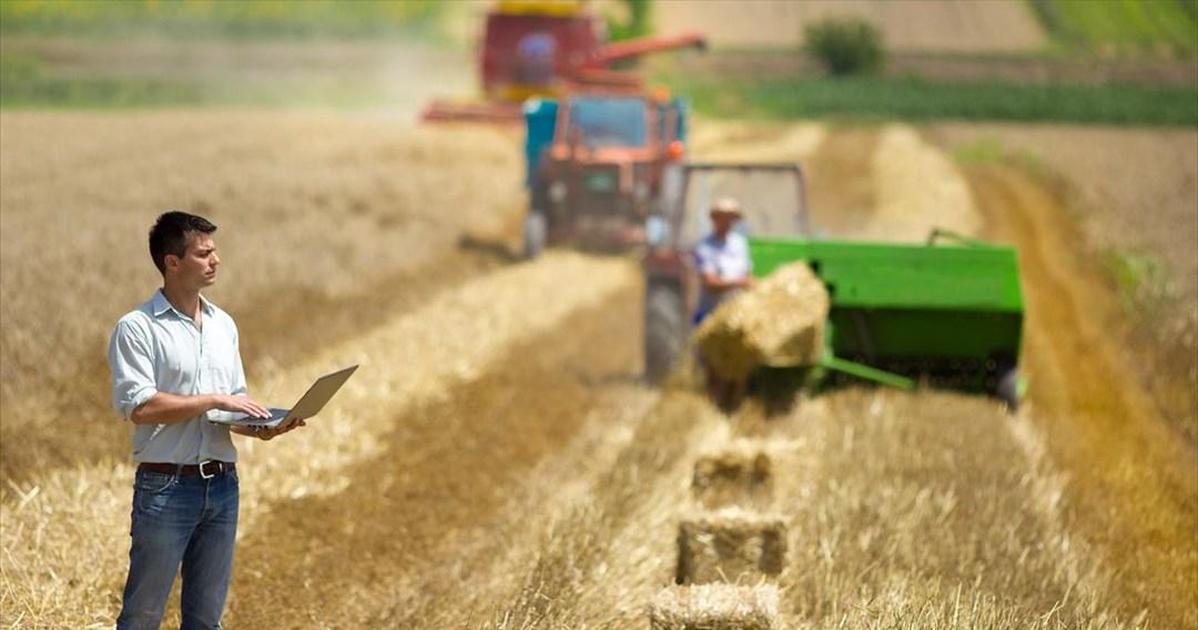 Ηλεκτρονική πλατφόρμα για τη γεωργία βασισμένη στο Blockchain