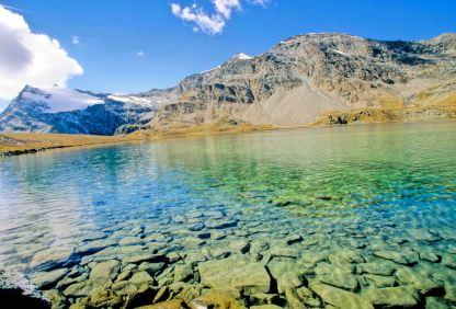 lago rosset - parco nazionale gran paradiso