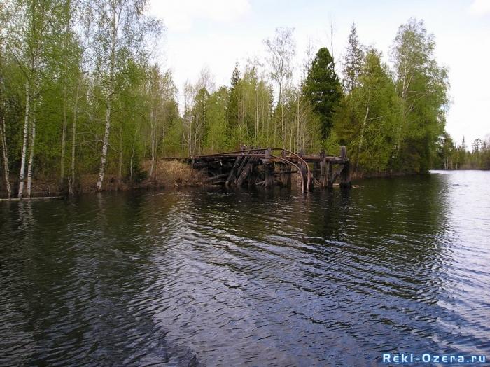 Perm bölgesindeki en derin göl. Perm Krai Gölleri: Chusovskoye ...