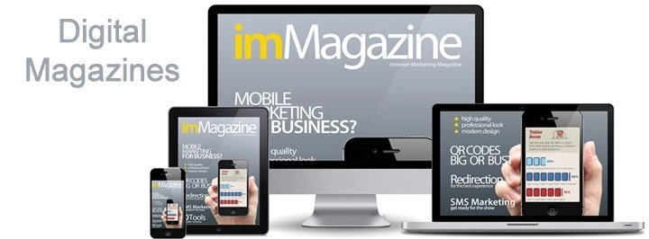 digital magazine