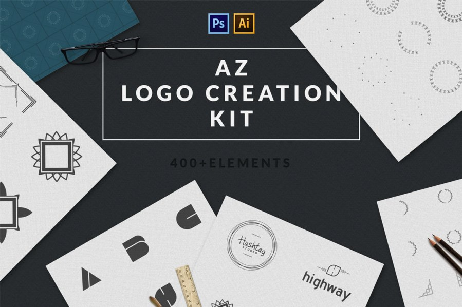 Az Logo Creation Kit