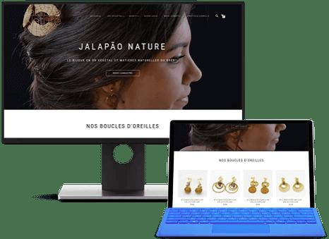 référencement SEO et site e-commerce Gironde