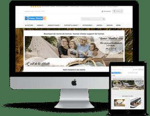 création site e-commerce Cenon et référencement web avec SEO