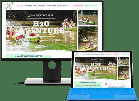 webmaster Gironde - création de site internet freelance et référencement SEO