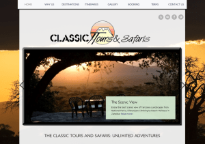 Tourrism Theme Design Sample
