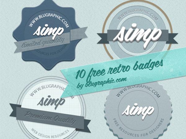 freebie-retro-badge-designs