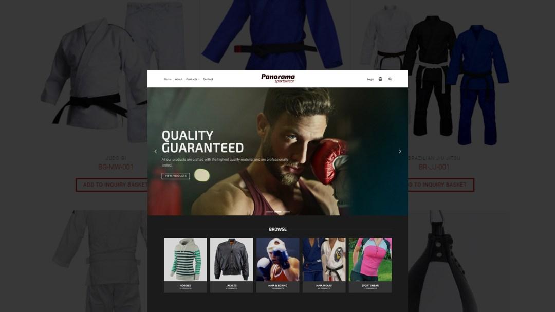 Panorama Sports Wear