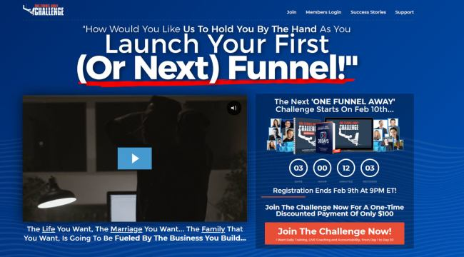 Launch Your 1st (or Next) Funnel