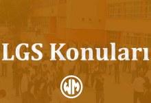 Photo of LGS Konuları – Tüm Dersler