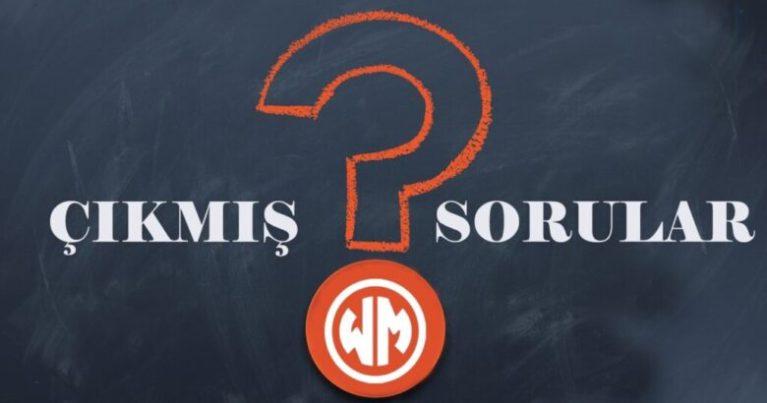 KPSS Ortaöğretim Çıkmış Soruları – (2006 – 2019)