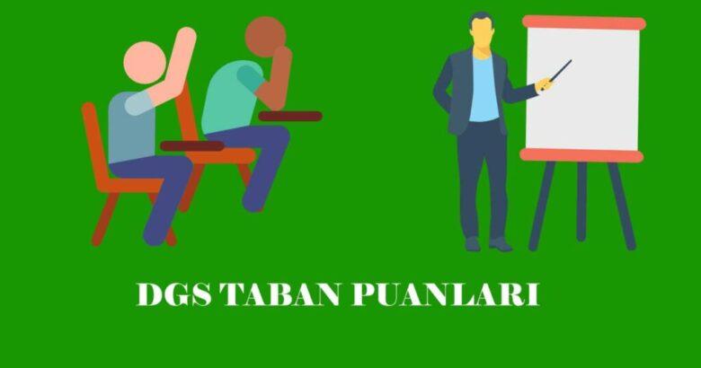 DGS İslami İlimler Taban Puanları