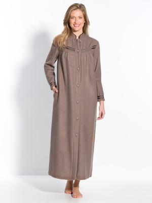 Robe De Chambre Peignoir Femme Grandes Tailles Daxon