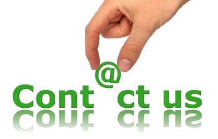 Contact with web metrics it