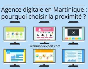 agence digitale en Martinique
