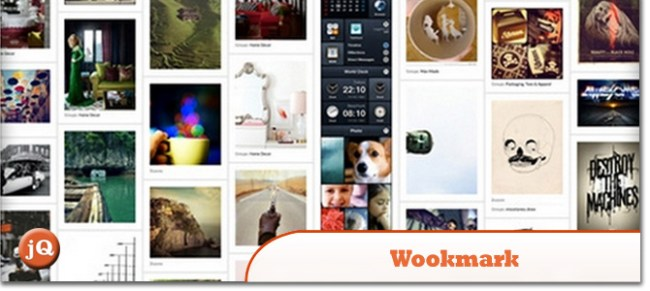 Create A Multi Column Design Layout Using Wookmark jQuery