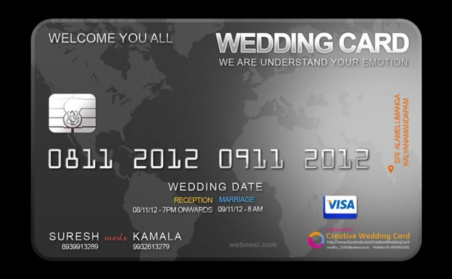 DesignPLX 25 Creative And Unsual Wedding Invitation Card