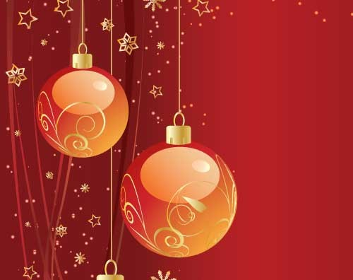50 Free Christmas Vector Design Resource For Greeting