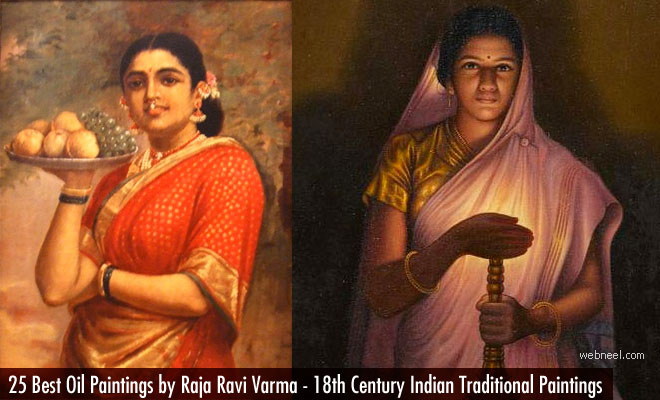 raja ravi varma  paintings