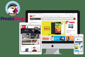 diseño de tienda online prestashop